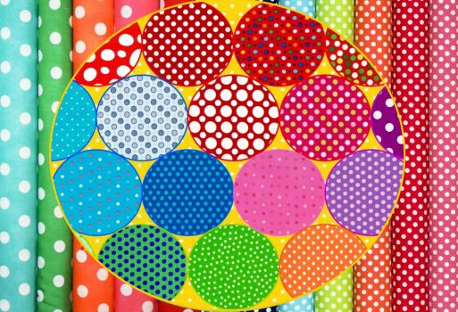 Sunday dots - larger