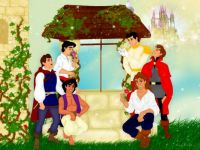 Disney-Princes-Wallpaper-disney-6015184-1024-768