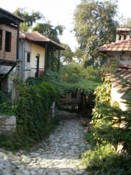 Village St Pandeleimon - Thessalia - Greece