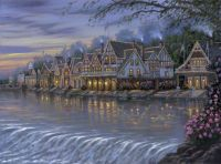 Boathouse Row - Robert Finale