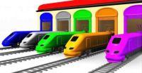 THEME: Trains