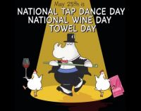 National Tap Dance Day!