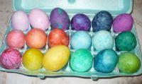 Colored Eggs - small