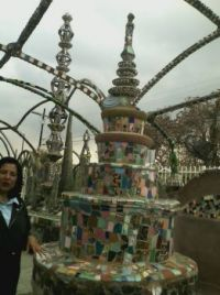 Tour of Watts Towers