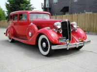 1934 Nash Advanced Eight Sedan