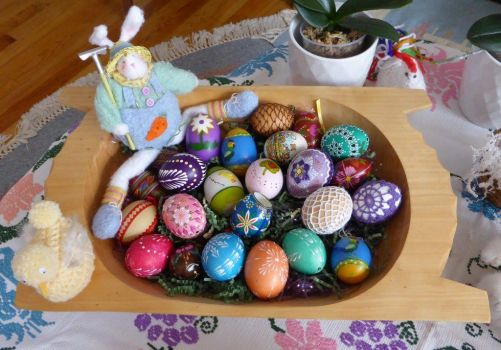 Easter Egg Assortment