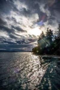 Near Fox Island, WA by Jerome Petteys