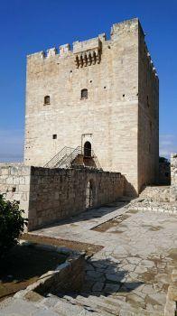 Kolossi Castle Limassol Cyprus