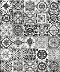 Arabesque Tiles
