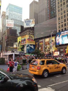 Time Square N.Y. City
