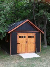 Doug's shed