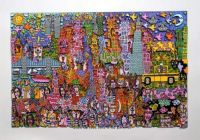 James Rizzi - The Big Apple