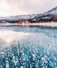 frozen bajkal