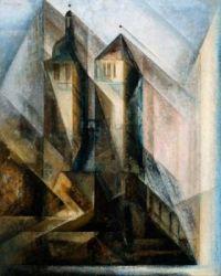 Regler Kirche - Feininger