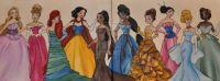 disney princesses designer