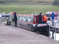 Of course, its a narrow boat