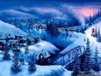"""Night In Christmas Town"""
