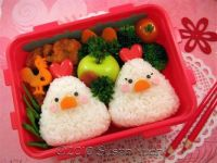 Kawaii Bento Box Lunch