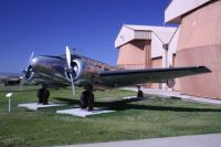 WWII era plane / South Dakota