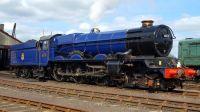 GWR 6023 King Edward II