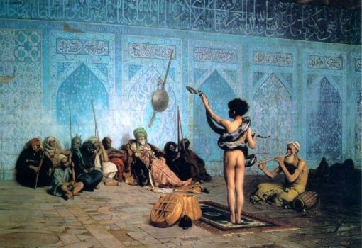 Jean-Leon Gerome - The Serpent Charmer