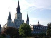 New Orleans- Jackson Square