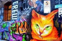 Hosier Lane Street Art