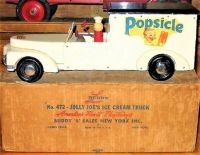 THEME ~ Toys & Games  ~  Popsicle Ice Cream Truck