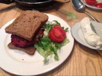 Rode bietburger
