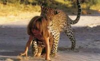 Tippi Degré ~ The Real Girl Mowgli.