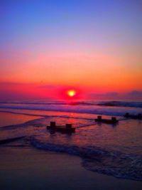 Bing sunset 1