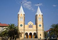 NAMIBIA – Windhoek – Saint Mary's Cathedral