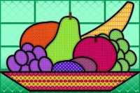 Pattern Fruit!! ~ L