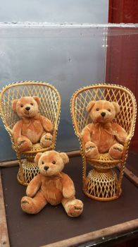 Charming teddy bears
