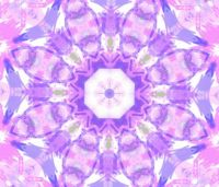 Pink and Purple Kaleido