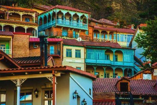 Tbilisi - Georgia ( reality)