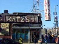 Katz Diner in NYC