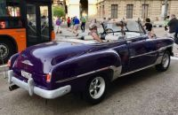 Cuban 1952 Chevrolet