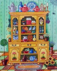 The Old Kitchen Cupboard