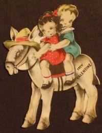 Valentine - Can I ride along, dear?