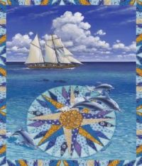 Smooth Sailing   Quilt Art