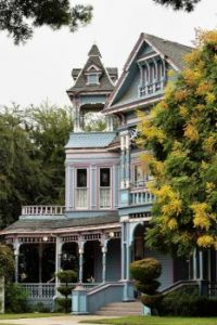 Edward's Mansion, Redlands, CA