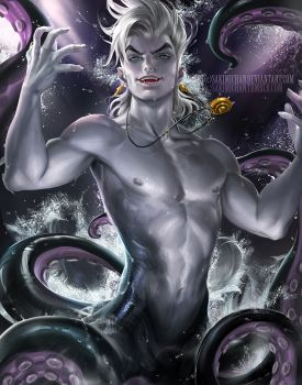 Genderbent Ursula