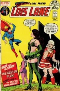 Superman's Girl Friend Lois Lane #121