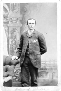 Edward P Powers-Hastings NE