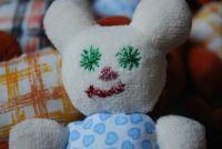 bear-mouse detail / medvědomyš v detailu