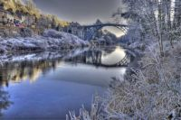 The Ironbridge Shropshire