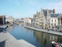 Graslei - Gent - Belgium