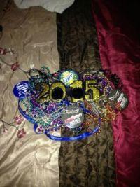 new year beads