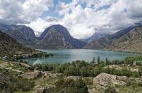 iskanderkul tajikistan